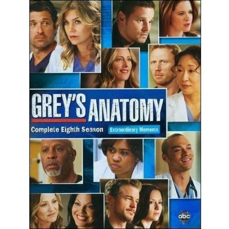 Greys Anatomy  The Complete Eighth Season  Widescreen