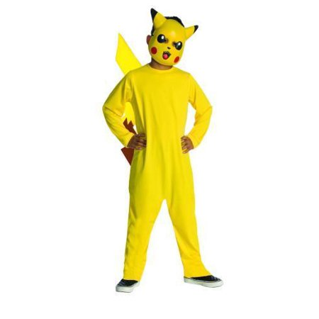 Pokemon Children's Pikachu Costume - Pikachu Girl