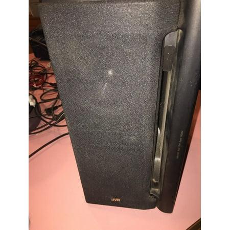 JVC SP-MX77MTN SPEAKER, Full Range & Port Woofer 35W/45W Sounds