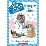 Dr. Kittycat: Ginger the Kitten (Dr. Kittycat #9), Volume 9 (Paperback)