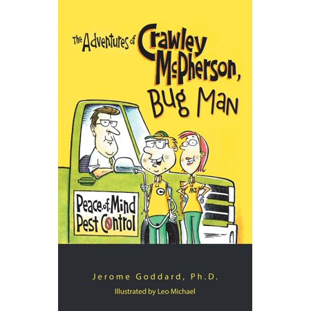 The Adventures of Crawley Mcpherson, Bug Man