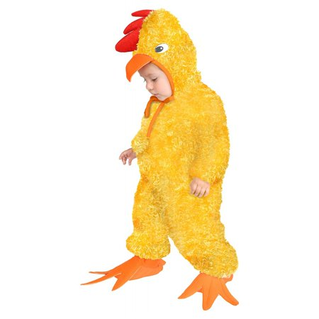 Infant Baby Chick Costume (Chick Baby Infant Costume Yellow -)