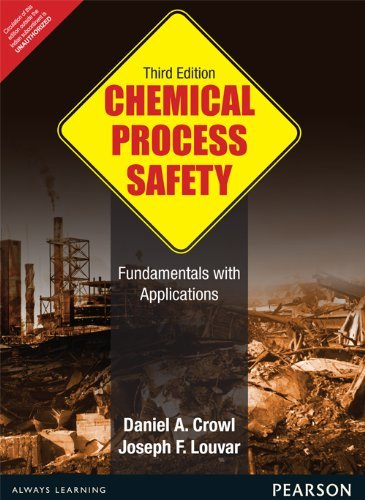 Chemical Process Safety Fundamentals With Applications Ebook