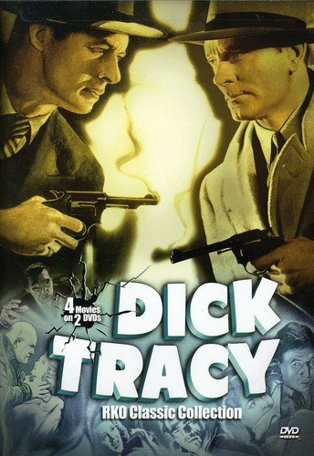 Dick Tracy: RKO Classic Collection by VIDEO COMMUNICATIONS INC
