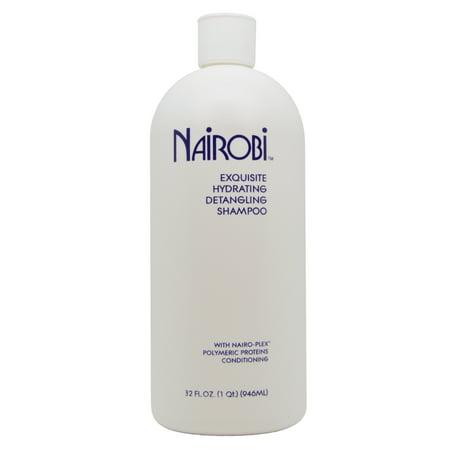 Nairobi Exquisite Hydrating Detangling Shampoo 32oz Hydrating Detangling Shampoo