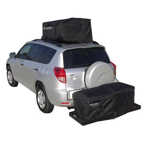 Hitch-Haul Expandable Rooftop Cargo Bag
