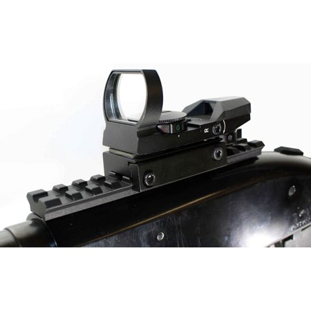 TRINITY Reflex Sight with Mount For Mossberg 500, single rail