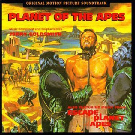 Various Artists - Planet of the Apes [CD]