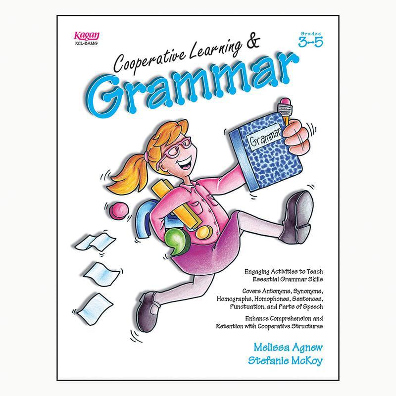 COOPERATIVE LEARNING GRAMMAR GR 3-5