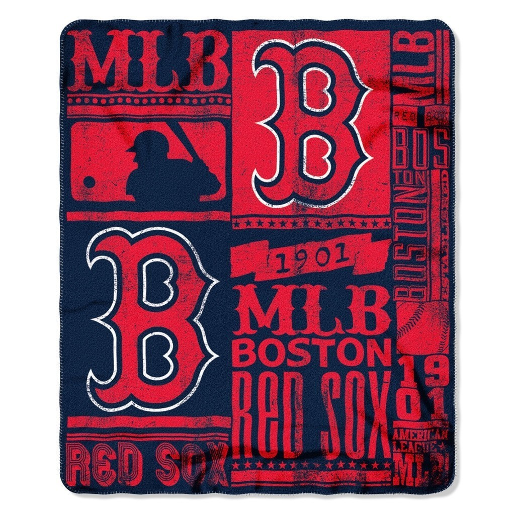 Northwest Boston Red Sox Strength Fleece