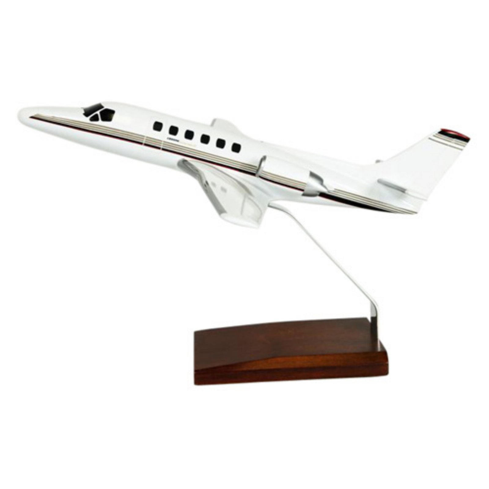 Daron Worldwide Cessna Citation II Model Airplane by Toys and Models Corporation