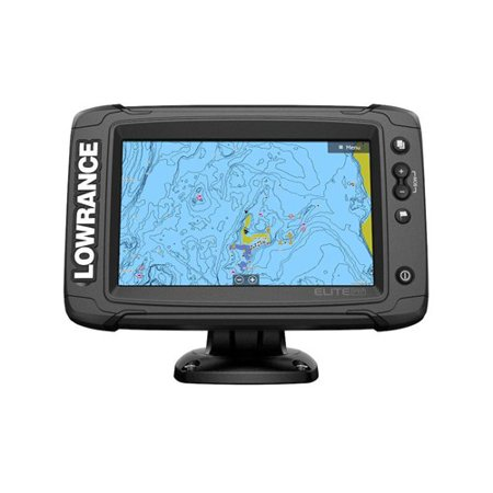 Lowrance Elite-7 Ti2 US Inland w/ HDI Transducer & Active Imaging