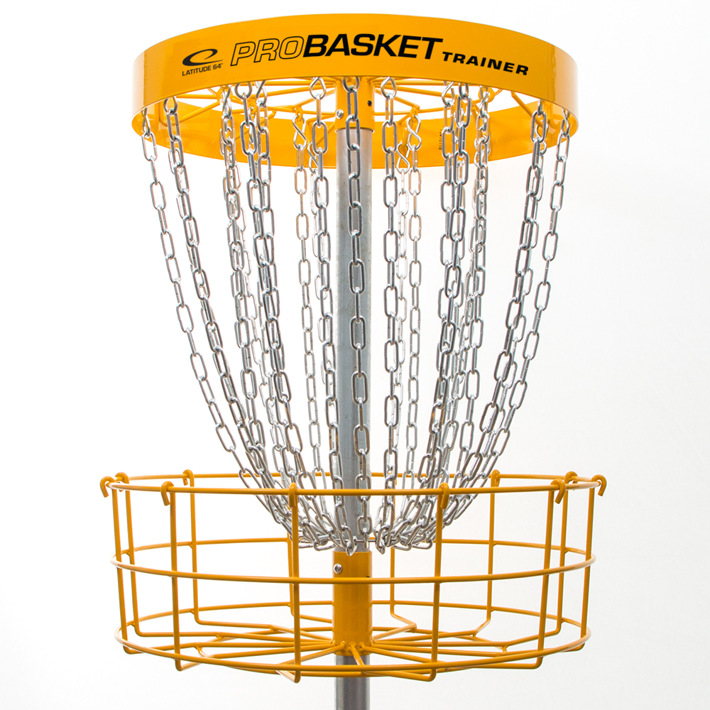 Latitude 64 ProBasket Trainer Disc Golf Target by Latitude 64