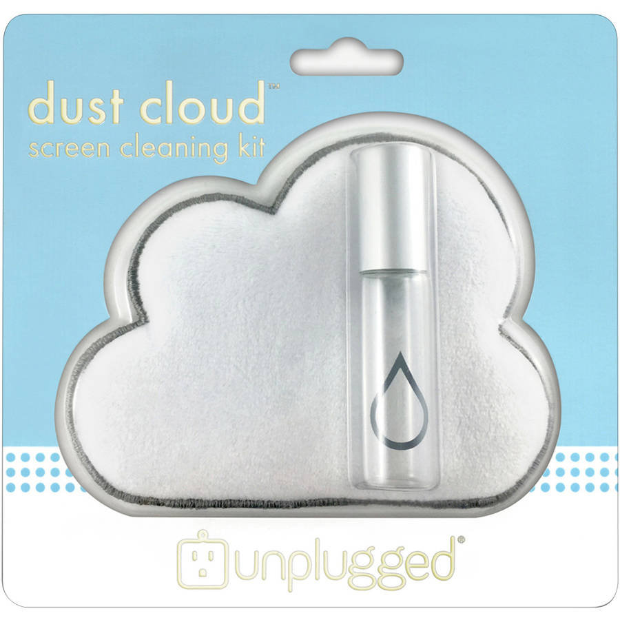 Screen Cleaning Kit-Dust Cloud