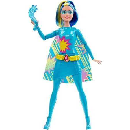 Barbie in Princess Power Doll, Blue Barbie Blue Princess Doll