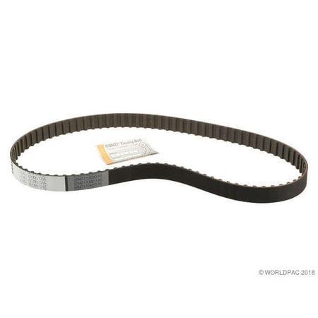 contitech w0133-2048490 engine timing belt for chevrolet / suzuki -  walmart com