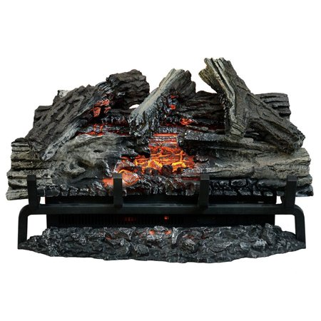 Groovy Fireplace Napoleon Woodland 27 Electric Logs Set Fcp3558707 Interior Design Ideas Gentotryabchikinfo
