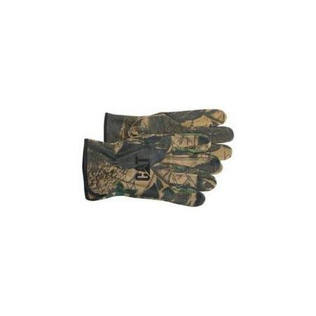 CAT Caterpillar CAT012209J  Men's Camouflage Leather Driver Gloves size