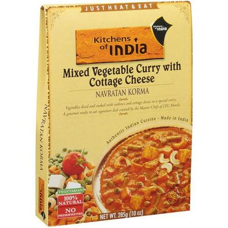 Kitchens Of India Mixed Veg   Cottage Chs Chu