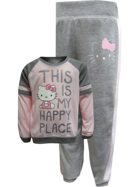 0b027eac6 Product Image Hello Kitty Find Your Happy Place Girls Pajamas