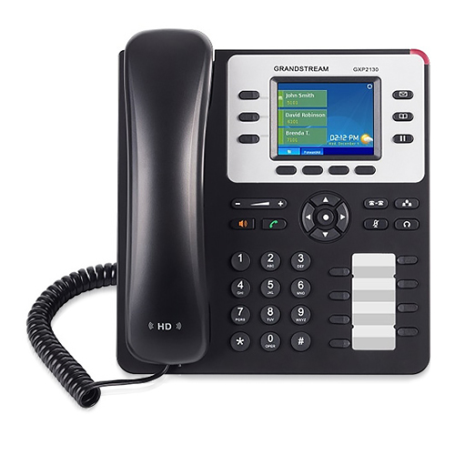 """Grandstream GXP2130 3 Line Enterprise IP Phone"""