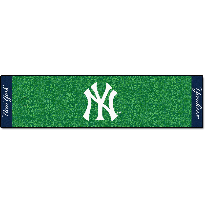 FanMats MLB New York Yankees Putting Green Mat