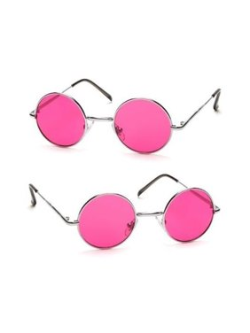 359db43d93 Product Image John Lennon Style Vintage Classic Circle Round Sunglasses Men  Women Color PINK. Sunny Shades