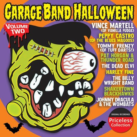 Garage Band Halloween, Volume - Halloween Oldies