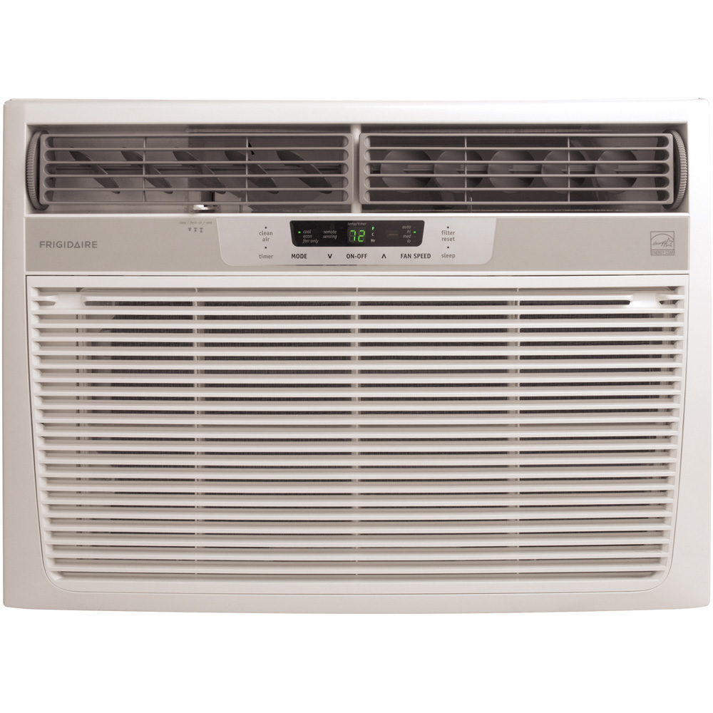 Frigidaire FRA156MT1 High Efficiency 15,100-BTU Room Window Air Conditioner w/Remote Control