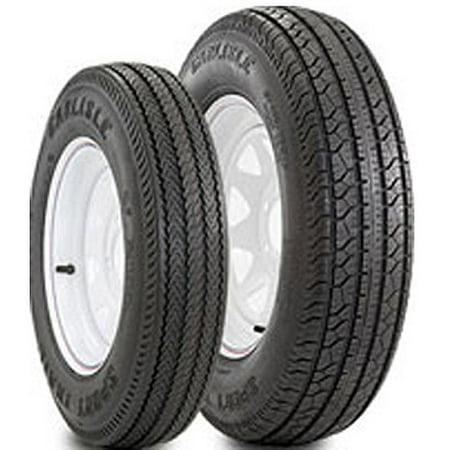 Carlisle Sport Trail Bias Trailer Tire - 570-8 LRB/4ply