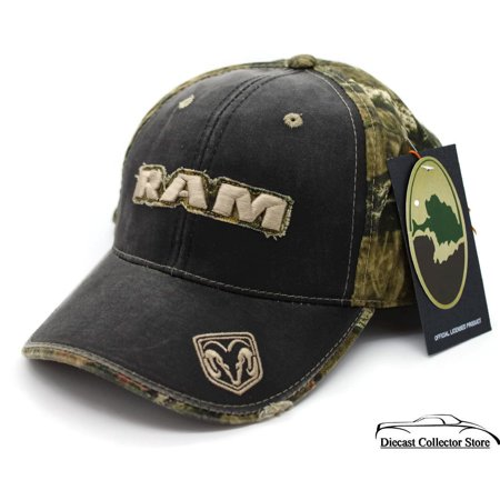 Louis Rams Camo (Hat - RAM Camouflage Weathered Ball Cap 3-D Embroidered Applique FREE SHIPPING )