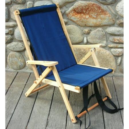 Blue Ridge Blue Back Chair