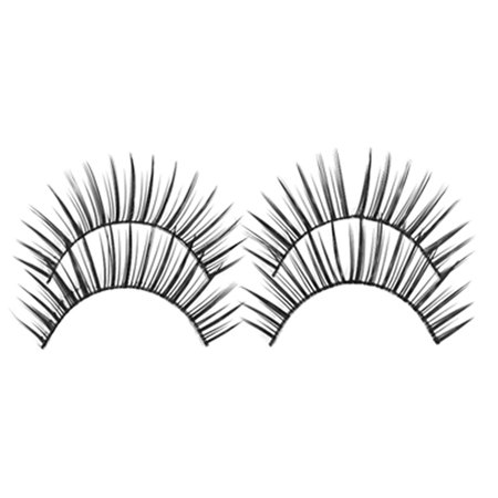 Unique Bargains Soft Natural False Eyelashes Fake Lashes Extension 2 Pairs