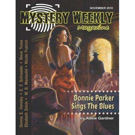 Mystery Weekly Magazine Issues: Mystery Weekly Magazine: November 2018