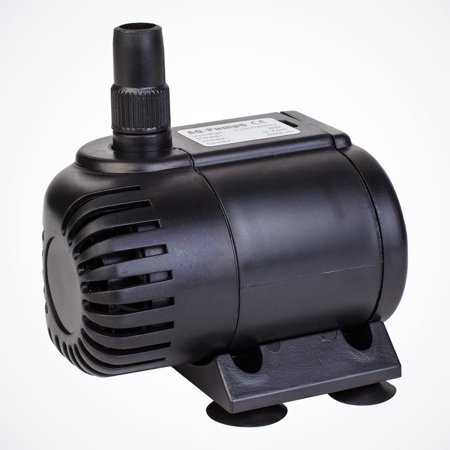 120 Gph Submersible Pump Aquarium Fish Tank Powerhead Fountain Water Hydroponic