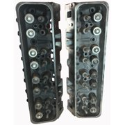 GM GMC Chevy 350 5.7 VORTEC # 906 / 062 V8 OHV Cylinder Heads Pair (CORE RETURN REQUIRED)