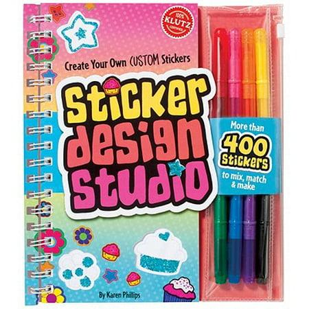 Sticker Design Studio : Create Your Own Custom Stickers for $<!---->