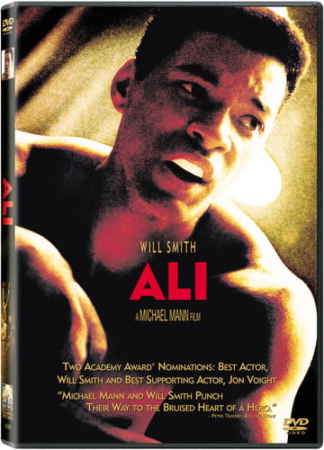 Ali by COLUMBIA TRISTAR HOME VIDEO