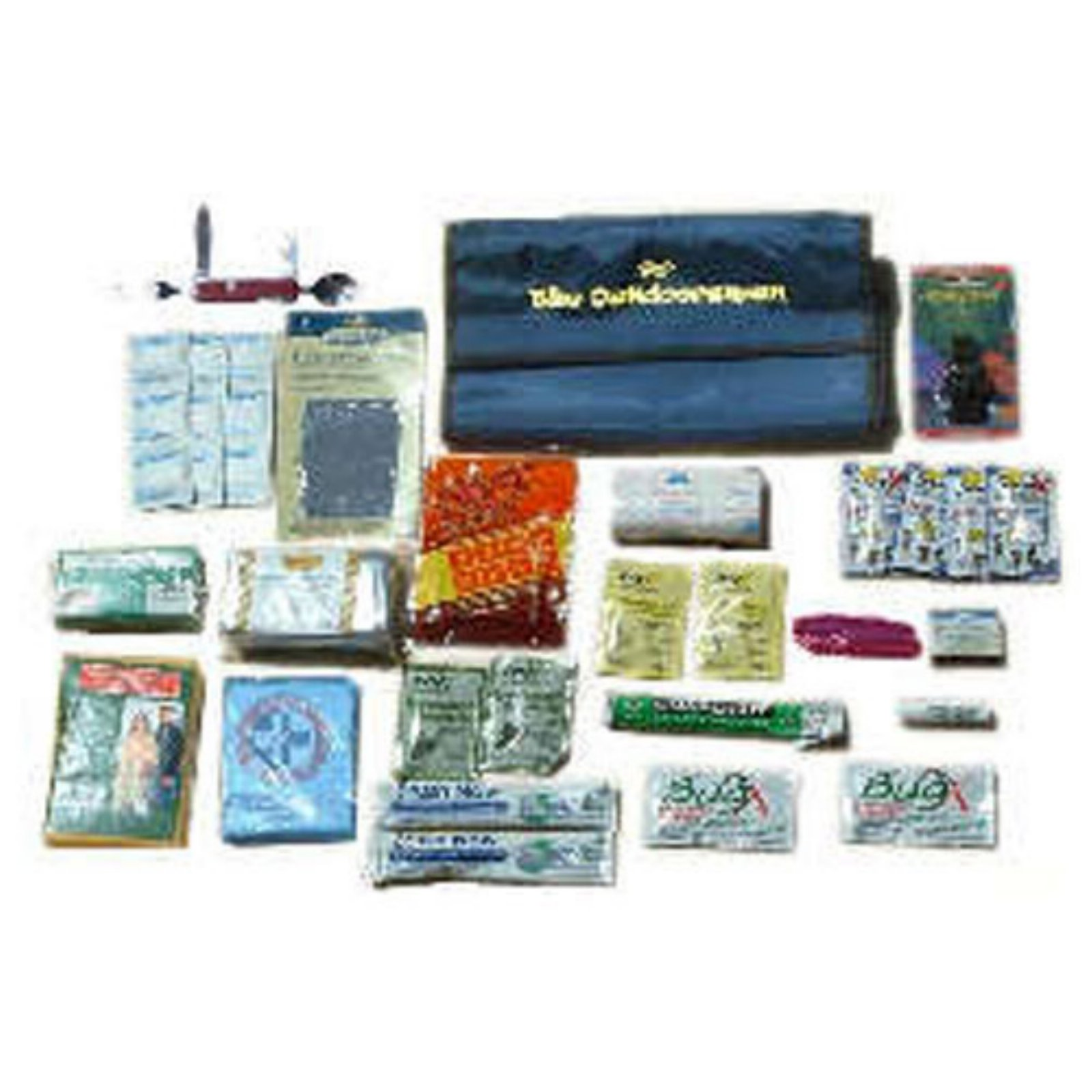 Mayday Outdoorsman Survival Kit 46 Pieces by MAYDAY