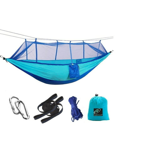 Lightahead Parachute Portable Camping Hammock With