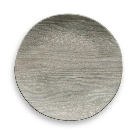 French Oak Dinner Plate, 6 Dinner Plates ()