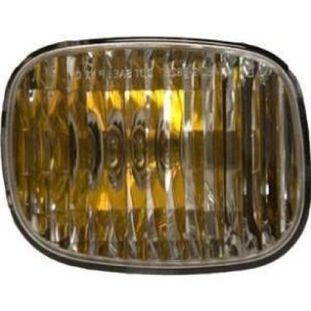 Passenger Side Mini (Compatible 2015 - 2016 Mini Cooper Driving Light - Right (Passenger) Side - (F55 Body Code; 4 Door) 63 17 7 329 170 MC2563101 Replacement For Mini)