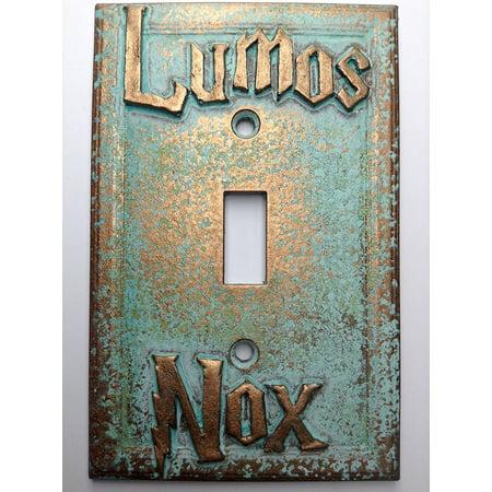 Lumos/Nox- Light Switch Cover
