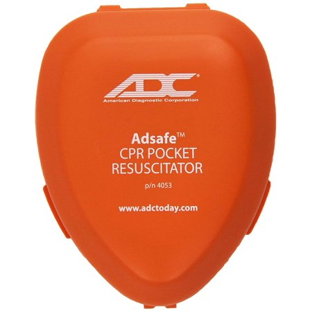 Adsafe Cpr Pocket Resuscitator - ADC ADSAFE Pocket Resuscitator, The Adsafe CPR Pocket ResuscitatorWalmartbines functionality with portability. Professional CPR face shield for use in trauma kits, and.., By American Diagnostic