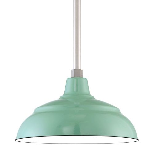 "Millennium Lighting RWHS14P R Series 14"" Wide Porcelain O..."