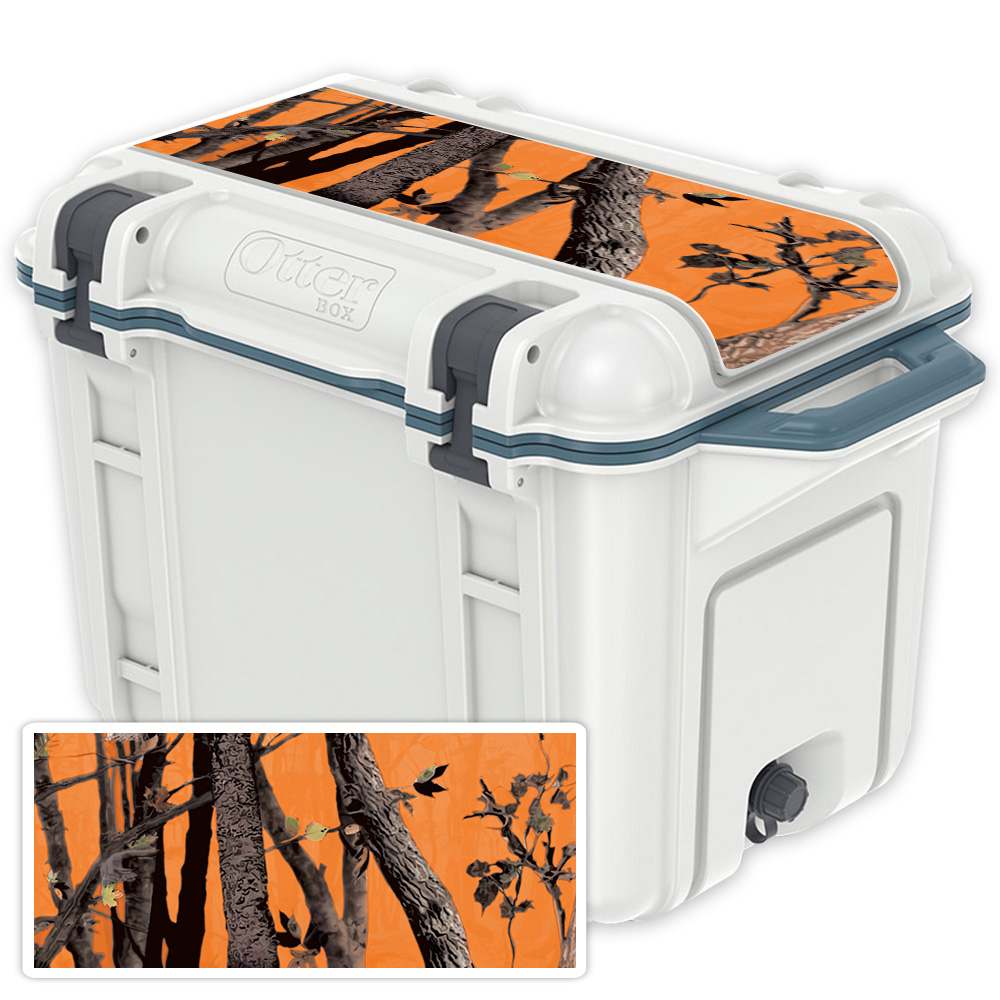MightySkins Skin For OtterBox Venture 45 qt Cooler Lid | Protective, Durable, and Unique Vinyl Decal wrap cover | Easy... by MightySkins