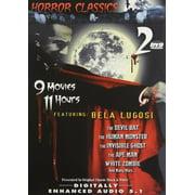 Great Horror Classics Volume 1 (DVD)