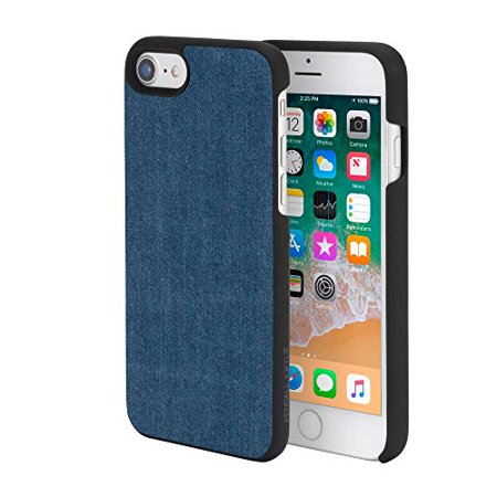 Refurbished Incipio Kkiph 008 Dnm Kendall   Kylie Snap On Case For Iphone 8  7   6 6S  Denim