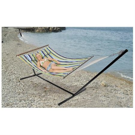 stansport double cotton hammock with stand stansport double cotton hammock with stand   walmart    rh   walmart