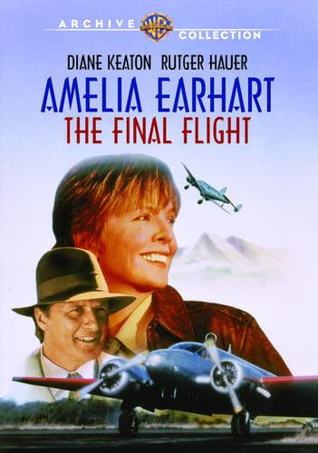 Amelia Auto Mart >> Amelia Earhart: The Final Flight (DVD) - Walmart.com